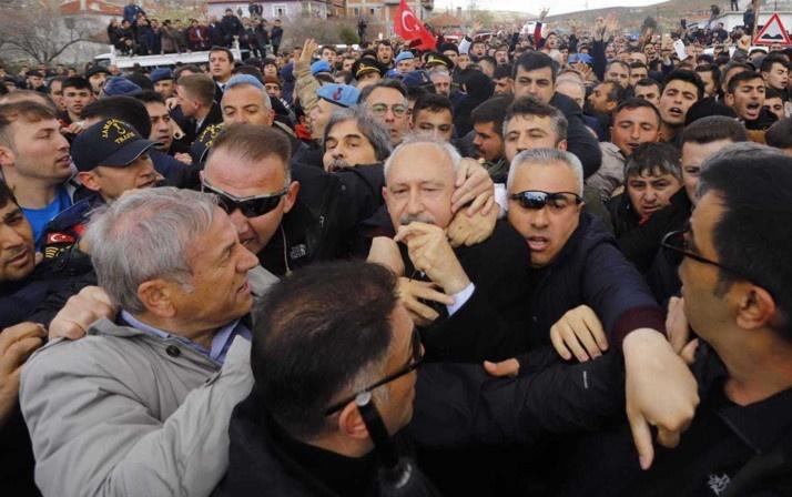 Kemal Kılıçdaroğlu'na saldırıya ünlü isimlerden tepki yağdı - Sayfa 1