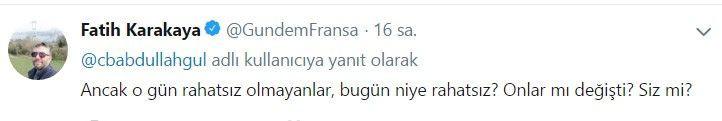 Abdullah Gül ve Ahmet Davutoğlu sosyal medyanın gündemine oturdu - Sayfa 4