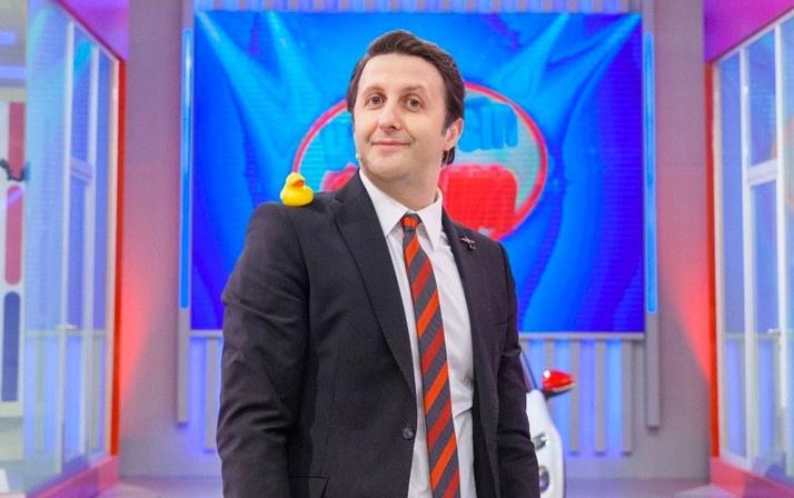 FOX TV'de Yaparsın Aşkım'ın sunucusu İlker Ayrık'ın yeni projesi belli oldu - Sayfa 1